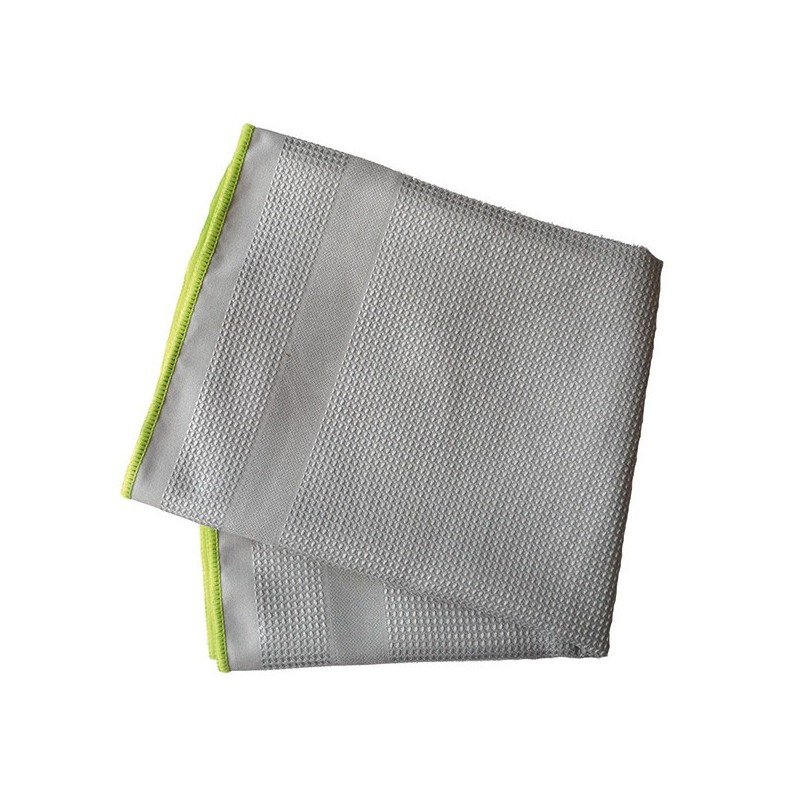 Microfibre de ménage - Essuie verre