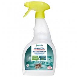 Eco entretien - Dégraissant désinfectant