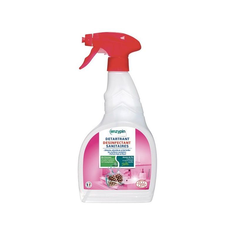 Eco entretien - Détartrant désinfectant
