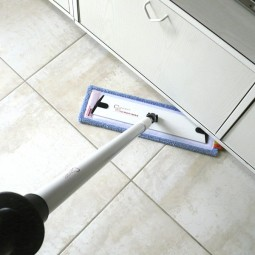 Balais et mops microfibre - Concept + sec-humide