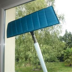 Balais et mops microfibre - Concept + sec-humide-vitre