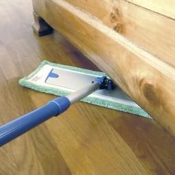 Balais et mops microfibre - Mop sec