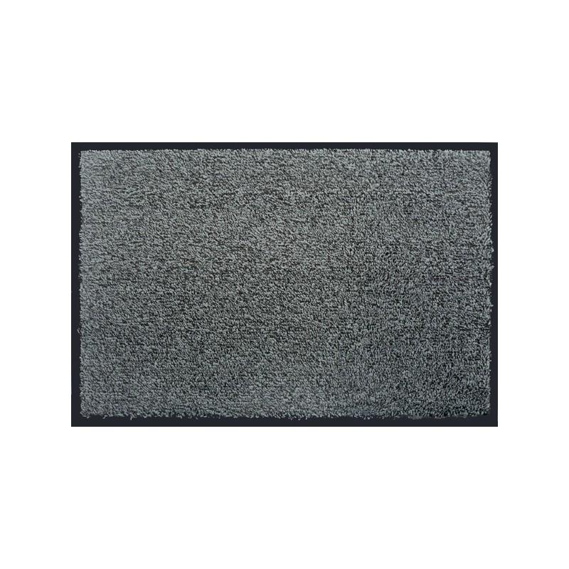 Tapis microfibre - Tapis 40x60 Gris