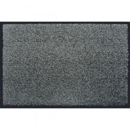 Tapis microfibre - Tapis 60x90 Gris
