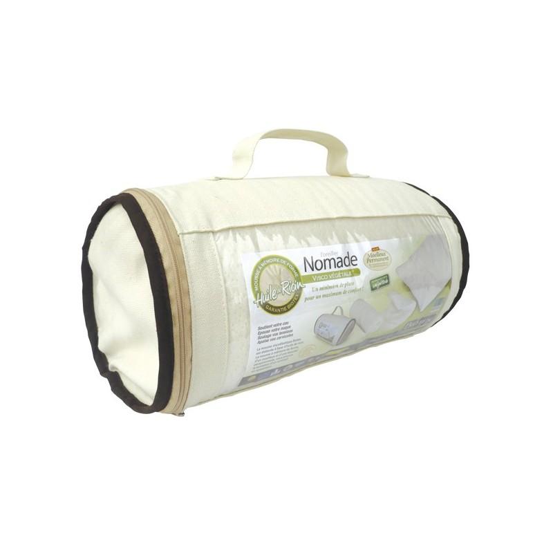 Confort du sommeil - Oreiller nomade 50x30 cm