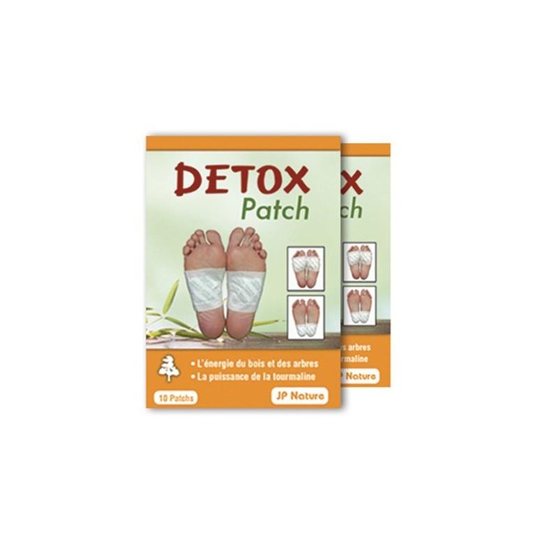 Détox patch - Foot patch JP NATURE - Détox simple - 20 patchs