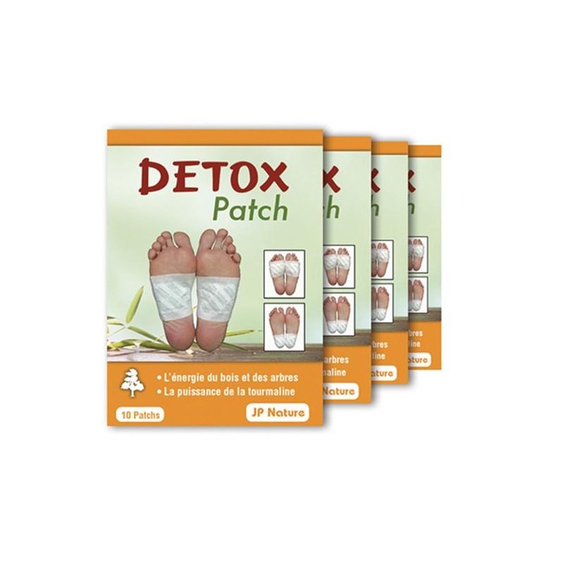 Détox patch - Foot patch JP NATURE - Détox complète - 40 patchs