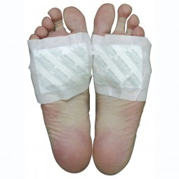 Détox patch - Foot patch JP NATURE - Détox renforcée x2 - 120 patchs