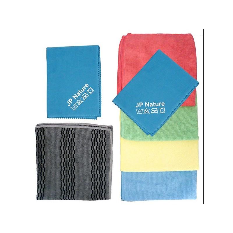 Microfibre de ménage - Kit complet 2