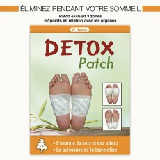 Détox patch - Foot patch JP NATURE